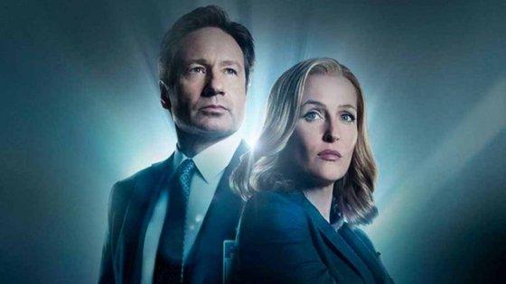 Mulder e Scully nas novas aventuras de The X-Files