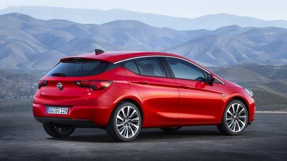 O novo Opel Astra é a grande aposta deste ano / OPEL