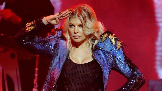 Fergie vai atuar no dia 20 de maio no Palco Mundo