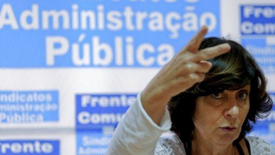 """Como """"nada se alterou"""", a greve não foi desconvocada, reiterou Ana Avoila"""