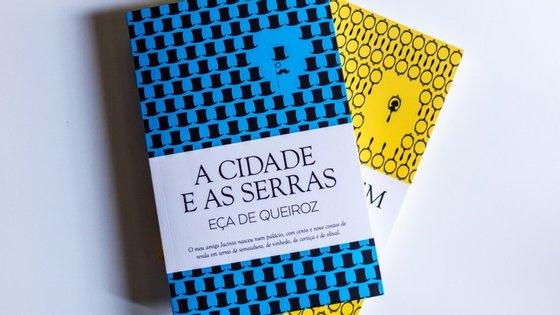 """A Guerra e Paz vai reeditar este mês o romance """"A Cidade e as Serras"""", de Eça de Queiróis"""