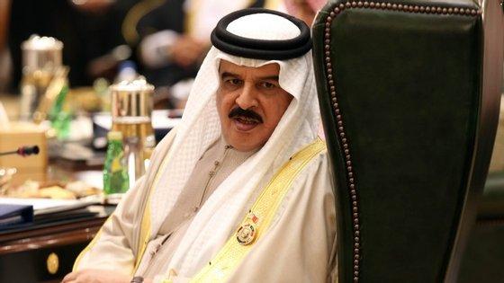 Hamad bin Isa al-Khalifa, rei do Bahrein