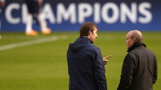 Julen Lopetegui foi o treinador que Pinto da Costa segurou durante mais tempo até o despedir a meio da época: o espanhol fez 77 jogos, repartidos por 53 vitórias, 15 empates e nove derrotas