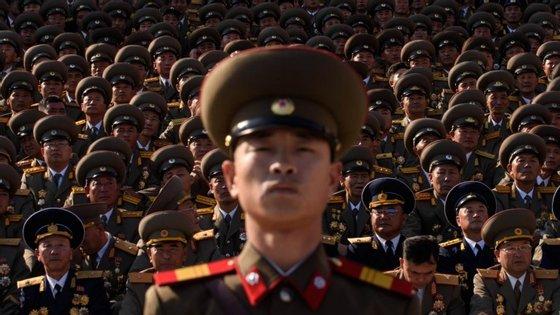 A explosão que a Coreia do Norte garante ter sido o teste de uma bomba de hidrogénio aconteceu às 01h00 de Lisboa de 6 de janeiro.