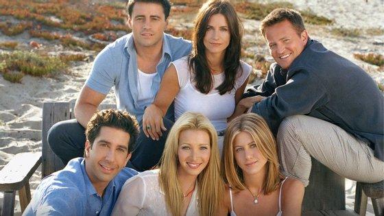 Rachel, Monica, Phoebe, Joey, Chandler e Ross: ainda sabe os nomes de cor?