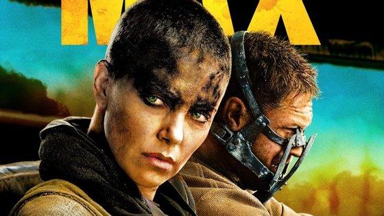 """""""Mad Max"""" foi nomeado para dez categorias"""