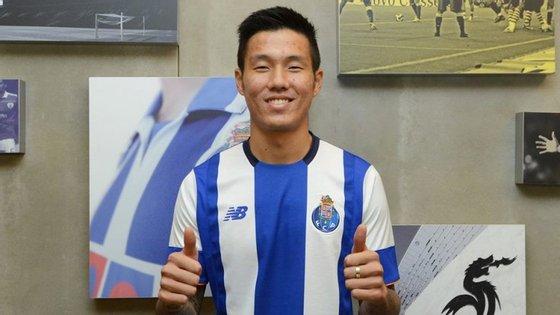 O sul-coreano é o 4º melhor marcador do campeonato, com 9 golos, em igualdade com o avançado brasileiro do Estoril Leo Bonatini