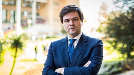 Gonçalo Matias, ex-diretor do Observatório das Migrações, é atualmente o vice-director da Católica Global School of Law