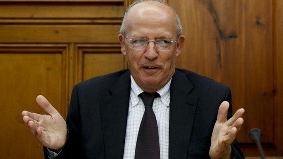 Augusto Santos Silva diz que governo quer reforçar ligação norte-atlântica