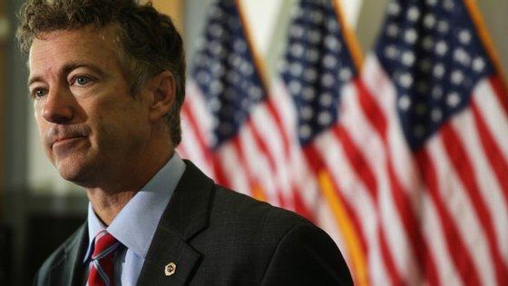 """Rand Paul ficou em quinto lugar no """"caucus"""" republicano do Iowa"""