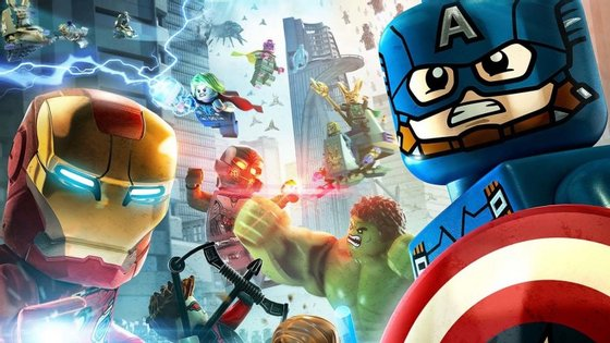 Lego Marvel's Avengers/ The LEGO Group/ Marvel