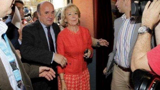 Beltrán Gutiérrez Moliner está a ser investigado pelas autoridades espanholas