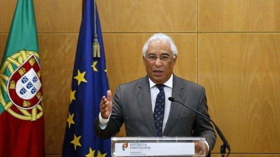 Costa diz que enquanto estiver no Governo a CGD será 100% pública