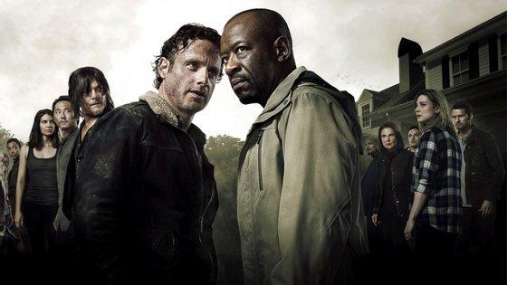 Rick e Morgan, eram eles os principais e assim devem continuar - se sobreviverem, claro