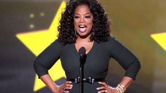 Oprah Winfrey já perdeu 12 quilos graças à dieta aliada à meditação
