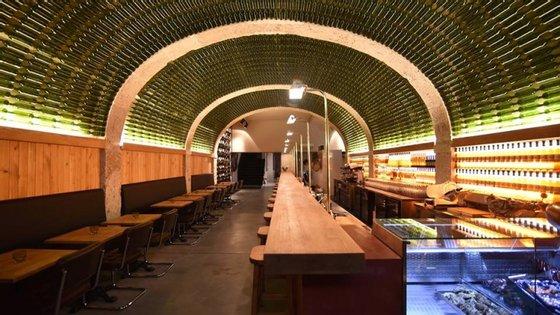 O By The Wine abriu em janeiro do ano passado para pôr os lisboetas (e não só) a beber os vinhos da José Maria da Fonseca.