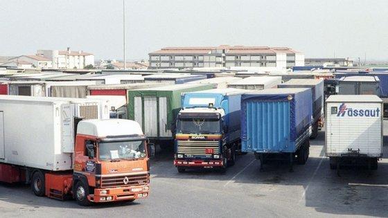 O setor dos transportes vai cumprir 15 dias de luto