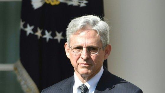 Merrick Garland substitui o juiz Antonin Scalia no Supremo Tribunal dos EUA