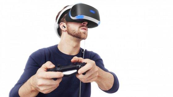 Tecnologia de realidade virtual para PlayStation 4 tem lançamento agendado para outubro e custará 400€