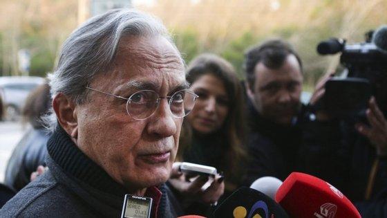 Carlos Cruz foi preso por pedofilia desde 2010.