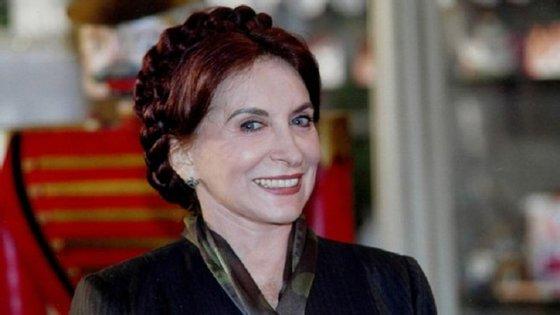 A atriz tinha 82 anos de idade.