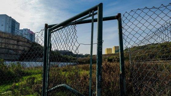 O Vale de Santo António, há anos envolvido em polémica, é uma das zonas a reabilitar