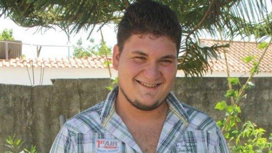 Frederico Colaço tem agora 21 anos e afirma que o que mais mudou nestes dois anos foi a alimentação