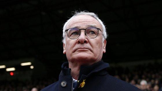 O treinador italiano, de 64 anos, nunca conquistou um grande título na carreira. Pode estar prestes a fazê-lo com o Leicester, que nunca conseguiu vencer a Premier League. Faltam quatro vitórias em seis jogos para o conseguir