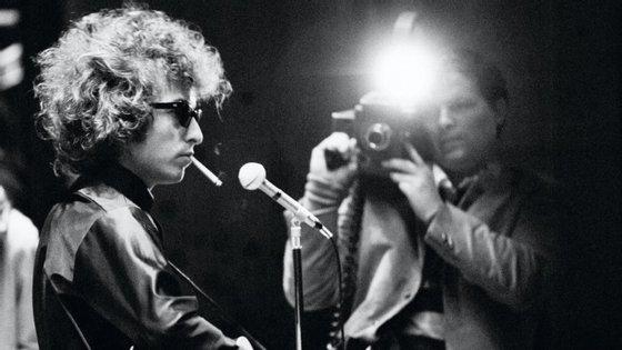O documentário Don't Look Back é um dos filmes integrados na retrospetiva