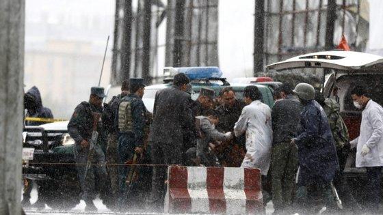 Presidente do Afeganistão já condenou o ataque