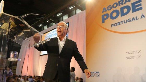 Marques Mendes diz que Marcelo Rebelo de Sousa tem uma Presidência ao estilo de Mário Soares