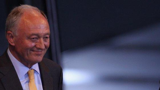 Ken Livinstone foi presidente da câmara de Londres entre 2000 e 2008