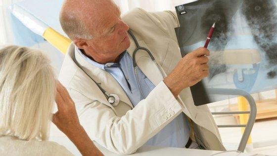 O tabaco é a principal causa de cancro do pulmão
