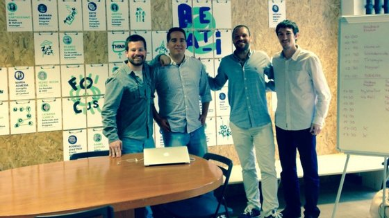 Aos três cofundadores da Viable (Manuel Azevedo Coutinho, Jaime Parodi Bardón e José Manuel Garcia Alonso), juntou-se mais recentemente Alejandro Rodríguez Tena