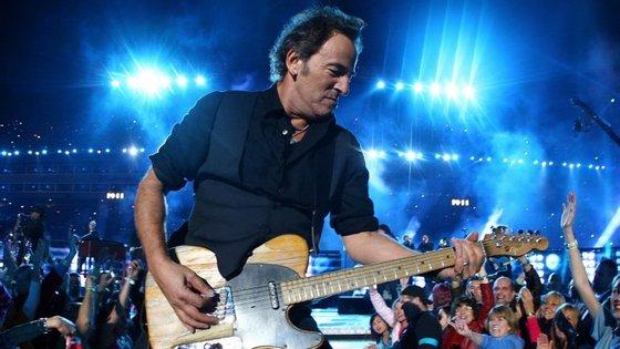 Bruce Springsteen é o cabeça de cartaz do primeiro dia da edição deste ano do Rock In Rio