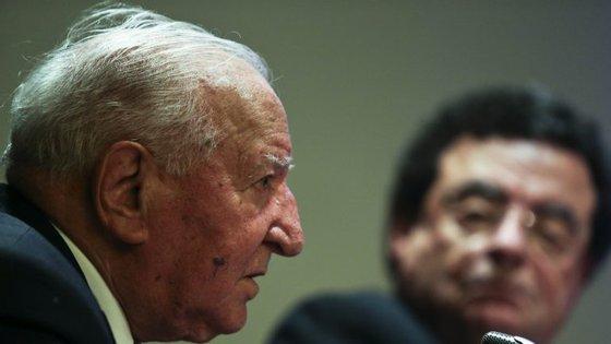 O júri foi presidido por Guilherme d'Oliveira Martins, administrador da Fundação Calouste Gulbenkian