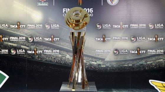 O jogo vai ser arbitrado por Fábio Veríssimo e vai contar com a ajuda da tecnologia da linha de golo, estreada em Portugal precisamente na final da prova da época passada
