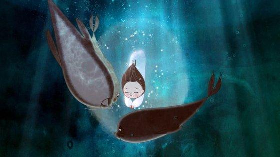 """""""A Canção do Mar"""": um belíssimo filme de animação europeu que concorreu ao Óscar de Melhor Longa-Metragem de Animação"""