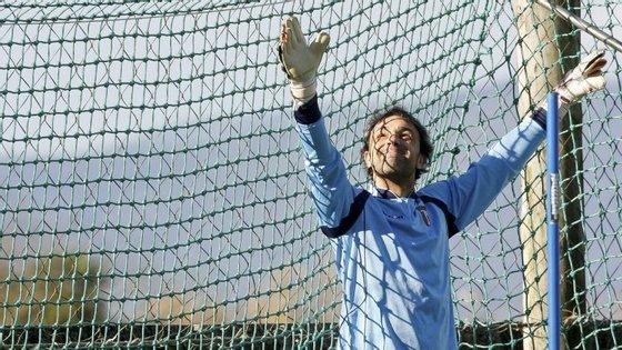 Não tinha cabelos brancos nem rugas. Com 23 anos, Quim guardou a baliza do Sporting de Braga em 1998, na final da Taça de Portugal que os minhotos perderam para o FC Porto