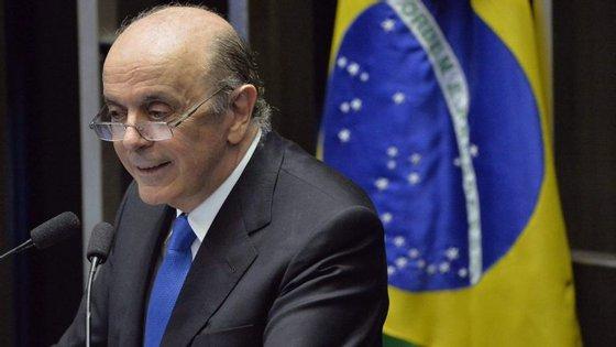 """O Brasil não terá mais """"preferências ideológicas de um partido politico e de seus aliados no exterior"""", garante Serra"""