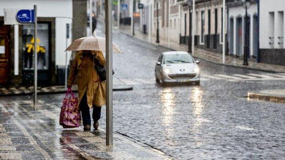 IPMA prevê mau tempo até terça-feira