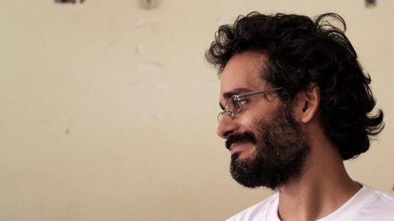 Luaty Beirão foi preso juntamente com outros 16 jovens
