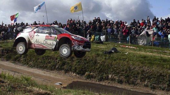 Kris Meeke completou o rally com 29,7 segundos de vantagem sobre o norueguês Andreas Mikkelsen