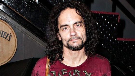 Nick Menza foi baterista dos Megadeth entre 1989 e 1998