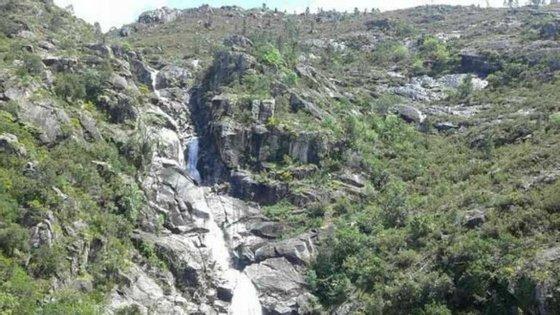 O vale onde foi encontrado o corpo do português