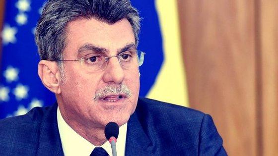 Romero Jucá é ministro do Planejamento do governo interino de Michel Temer