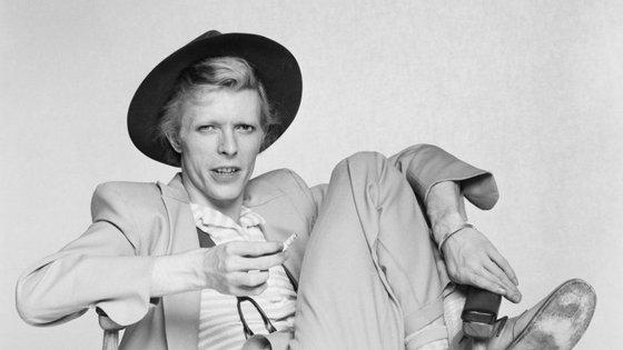 David Bowie morreu a 10 de janeiro de 2016, com 69 anos
