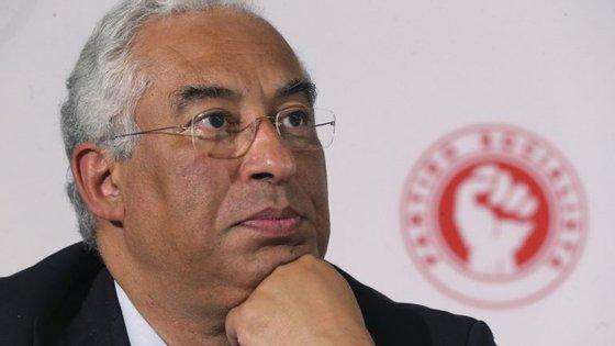 António Costa não comentou as afirmações de Marcelo Rebelo de Sousa