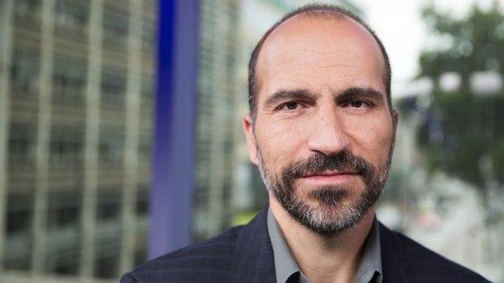 Dara Khosrowshahi, da Expedia, foi o CEO que recebeu o melhor ordenado em 2015