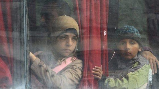 O documentário é apoiado pela UNICEF.